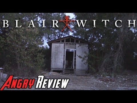 Blair Witch Angry Review - YouTube video thumbnail