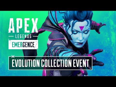 《Apex 英雄》進化收藏活動 + 更新說明