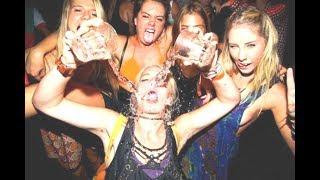 Приколы с пьяными девушками (Когда стыдно на утро)