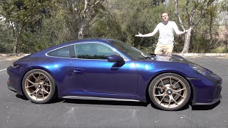 The 2022 Porsche 911 GT3 Touring Is the GT3 I Would Buy