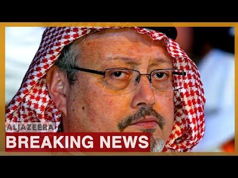 🇹🇷 Turkish prosecutors 'find evidence of Jamal Khashoggi killing'   Al Jazeera English
