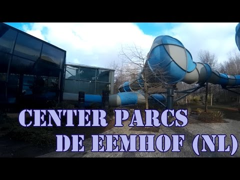 Alle glijbanen / All waterslides CenterParcs de Eemhof (NL) ONRIDE [1080p] [FHD]