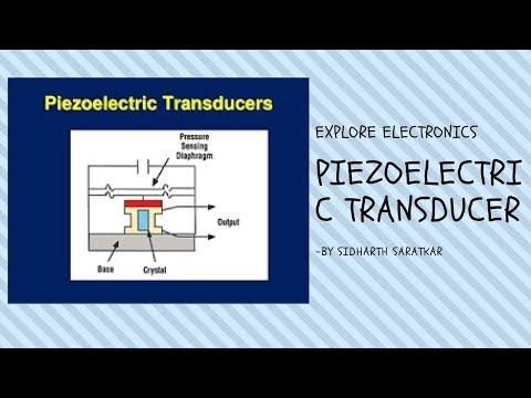 Piezoelectric Transducers at Best Price in India