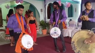 Phoenix Boyz Tassa Drummers @ Cunupia Wedding