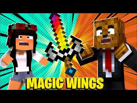 4-player-magic-wings-mod-tumbleweeds--minecraft-modded-minigame