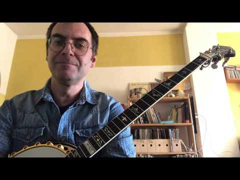 Virton Banjo Musette Lesson-Lluís Gómez