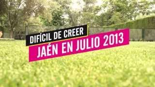 preview picture of video 'Jaén en Julio 2/3 - Manguera'