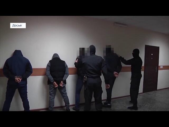 В Ангарске судят банду рейдеров