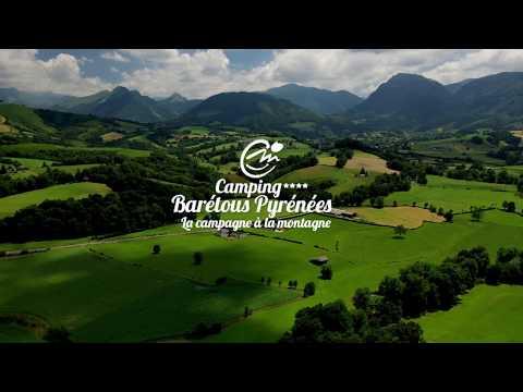 CAMPING BARETOUS PYRENEES : camping dans le Béarn (Aramits, proche d'Oloron Sainte Marie - 64)