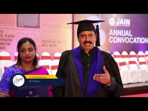 8th Annual_Convocation | Jain (Deemed-to-be University)