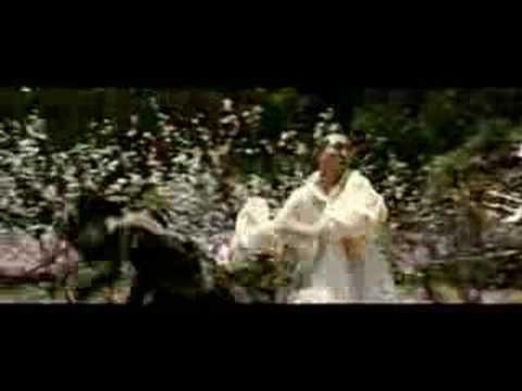 The Forbidden Kingdom Clip 2 - 'Cherry Blossom Battle'