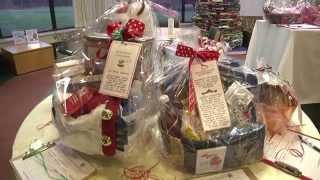 ONTV News: Library Baskets Fundraiser