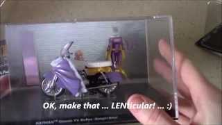 Terrific TV Toys: Batgirl Cycle by Eaglemoss