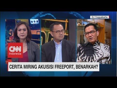 Sudirman: Presiden Beri Komitmen Lebih ke Freeport, Pengamat: Yang Diributkan Sudirman tak Relevan