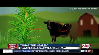 "One local medical expert weighs in on Netflix documentary ""What the Health"""