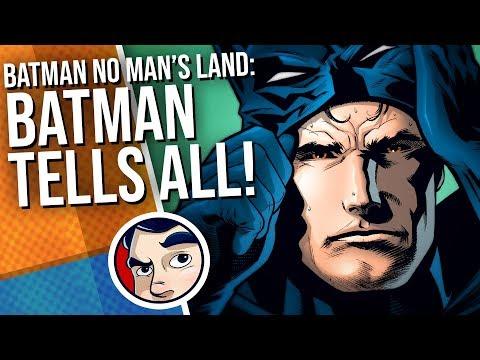 """Batman No Mans Land """"Batman Reveals All? Alliances Forged"""" – Complete Story   Comicstorian"""