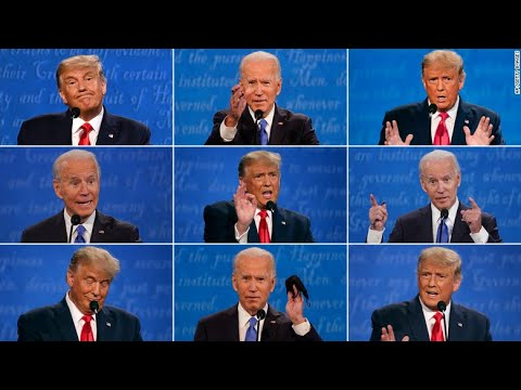 Biden Goes Right Of Trump On Foreign Policy