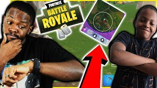 TRENT MAKES A LATE GAME PUSH FOR THE WIN! - FortNite Battle Royale Ep.82
