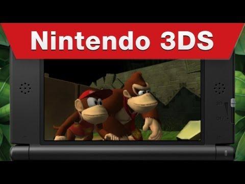 Donkey Kong: Country Returns 3D Coming May 24