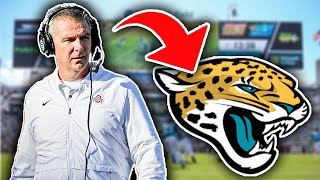 BREAKING: URBAN MEYER IS OFFICIALLY THE NEXT HEAD COACH  OF THE JACKSONVILLE JAGUARS by Total Pro Sports