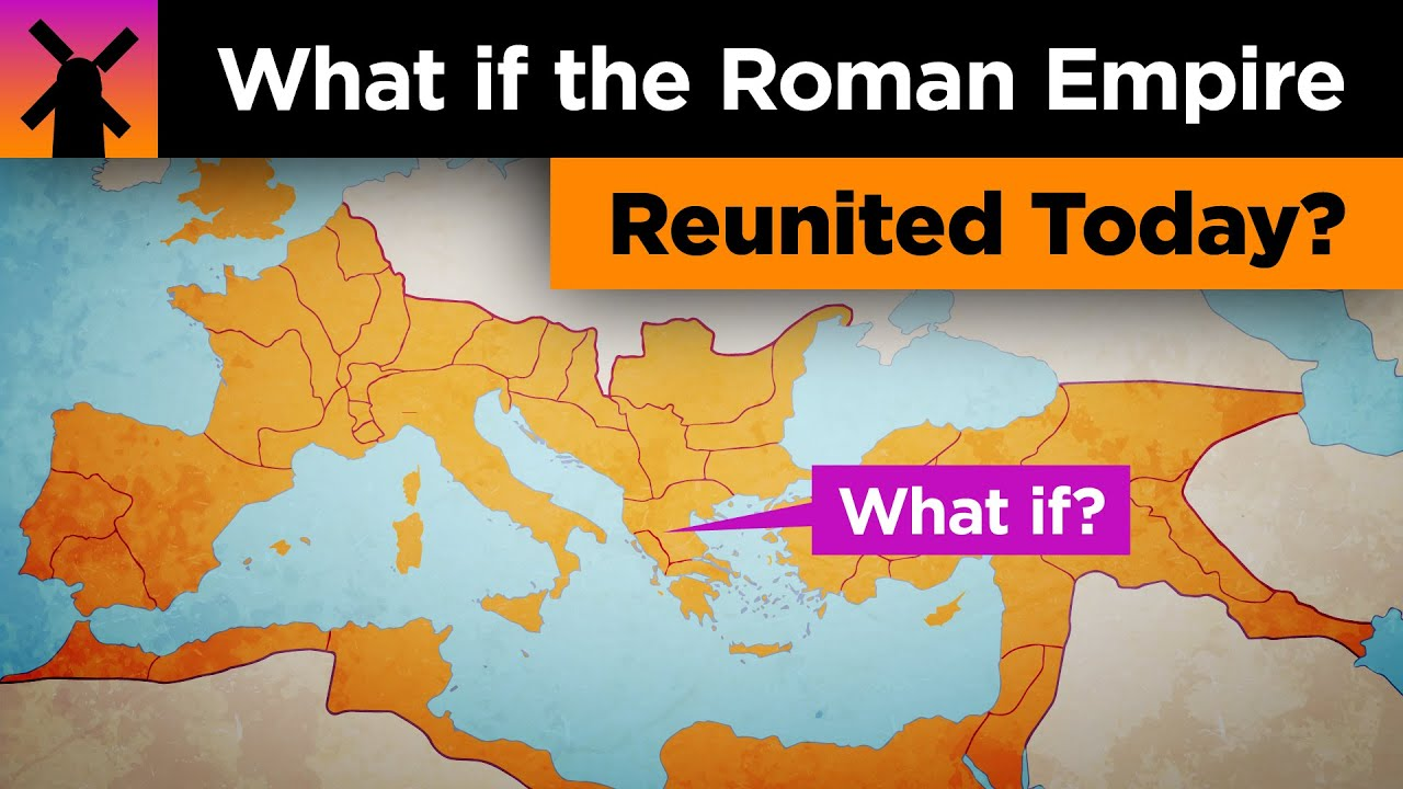 What if the Roman Empire Reunited Today? thumbnail