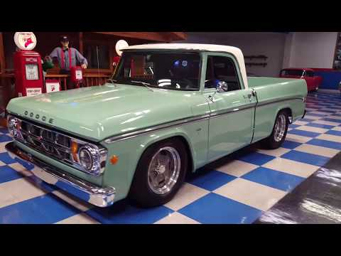Download 1969 Dodge D100 Pickup (A&E Classic Cars) HD Mp4 3GP Video and MP3
