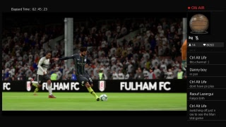LIVE Fulham Vs Manchester City