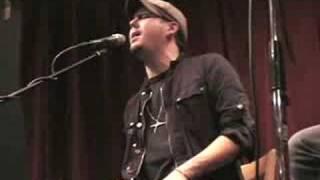 "Josh Hoge - ""Butch Cassidy"" - 6/05/08"