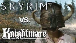 Skyrim vs. Knightmare - Trailer Mashup - ITV Kids TV show
