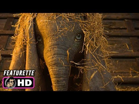 DUMBO Featurettes (2019)