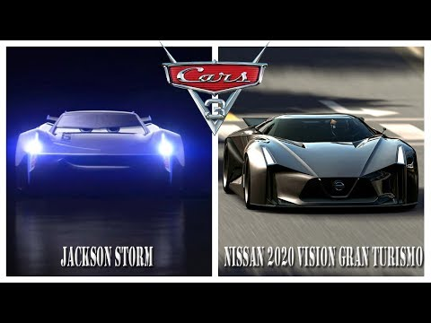 mp4 Cars 3 Karakters, download Cars 3 Karakters video klip Cars 3 Karakters