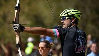 Archery-Mountain Bike Biathlon
