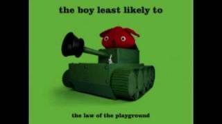 The Boy Least Likely To - The Boy Least Likely To Is A Machine