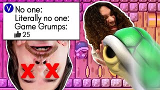 Reading MORE comments from our most INFAMOUS co-op moments - Game Grumps Compilations