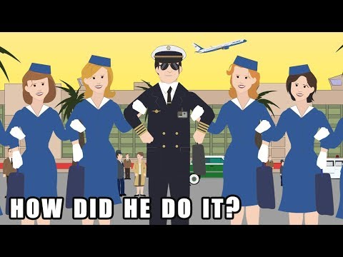 The Teenager who Faked being a Pilot,  a Doctor and a Lawyer