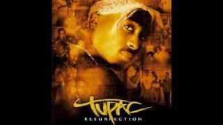 Tupac - Fake Ass Bitches (DJ Thug Life Remix) 2pac
