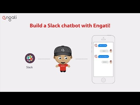 Engati Chatbot: How to create a chatbot on Slack