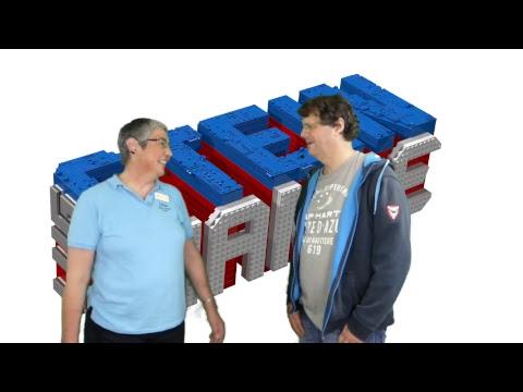 Stein Hanse live: Duplo Landschaft und LEGO vor 60 Jahren