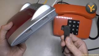 AVM FRITZ! Box 7490: Einrichtung eines Telefons (schnurgebunden)