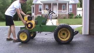 preview picture of video ''73 John Deere Diesel'