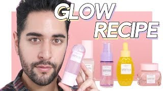 GLOW RECIPE Brand Review - Watermelon Mist, Pineapple-C Serum + More! ✖  James Welsh