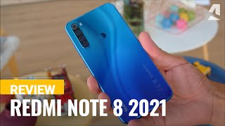 Redmi Note 8 2021 full review