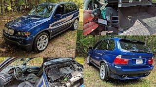 BMW X5 E53 — блиц-тест на презентации нового X5