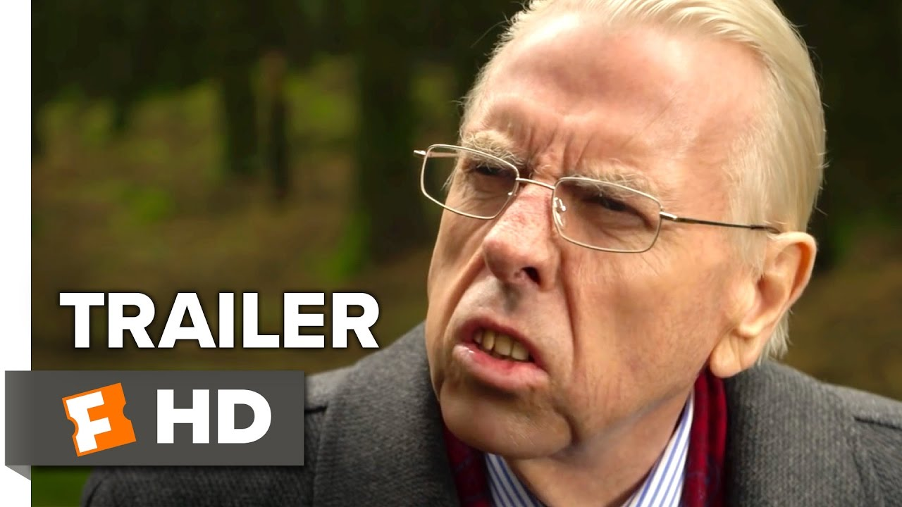 >The Journey Official Trailer 1 (2017) - Timothy Spall Movie
