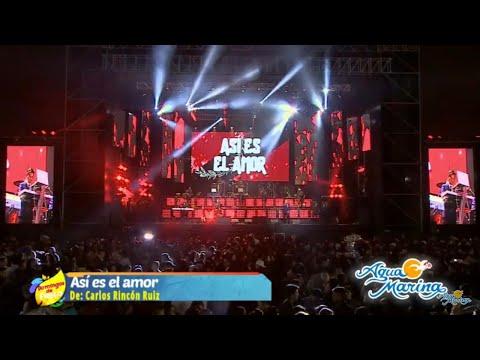 Agua Marina - Así Es El Amor, Paloma Ajena, Basta Ya Mi Amor (En Vivo)