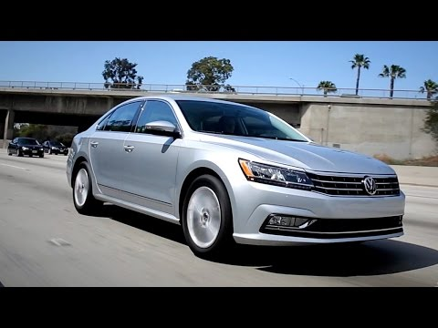2017 Volkswagen Passat – Review and Road Test