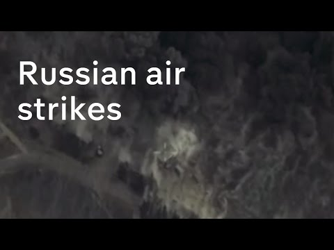 Russia Starts Air Strikes In Syria Mp3