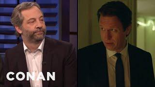 "Judd Apatow On The Future Of ""Crashing"" - CONAN on TBS"