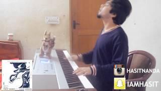 Dimitri Vangelis & Wyman, Steve Angello - Payback [PIANO by Hasit Nanda]