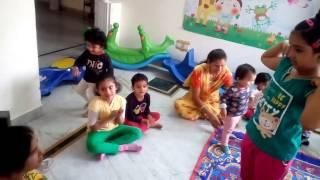 Dance Activity -  Smiling Stars Childcare Pvt Ltd